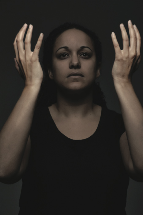 Erika DeFreitas A Visual Vocabulary for Hands in Mourning (no. 27) (2013)