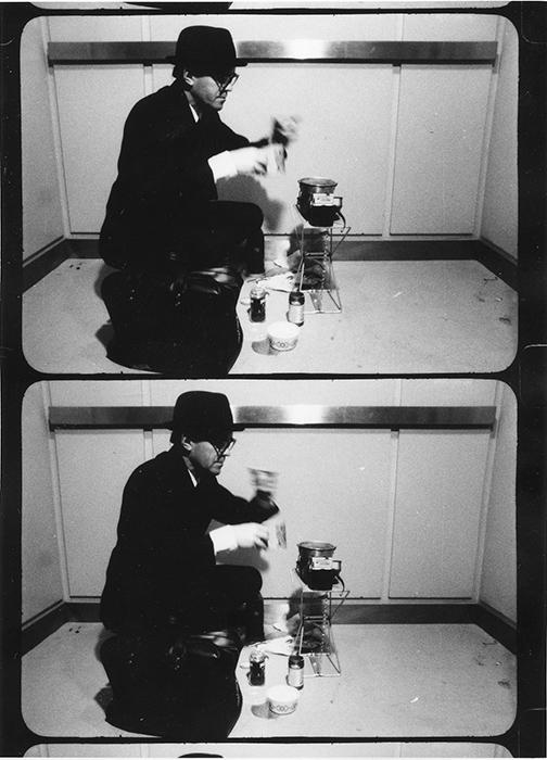 Barry Greenwald, Metamorphosis (1975)