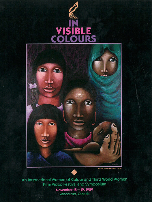 Poster for In Visible Colours